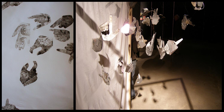 018 Maria Bitka hiromancje grafika+rzeźba 2009